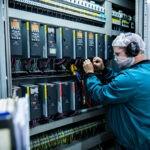 elektromos karbantartó